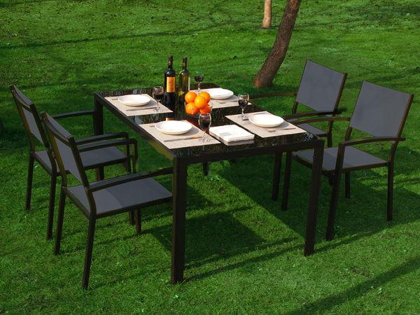 Conjunto muebles de jardin latest os presentamos el set - Conjunto jardin aki ...