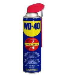 Aceite multiuso aerosol Doble Acción 500 ml. 34198 WD-40
