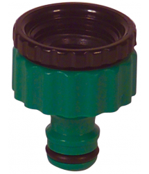 "Adaptador grifo hembra 3/4"" - 1"" PG0226 Profer Green"
