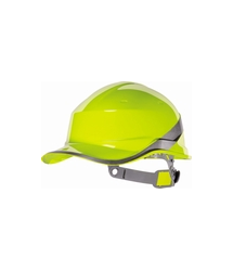 Casco obra Diamond V Amarillo Venitex