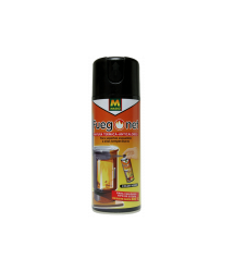 Pintura spray anticalórica negra 400ml. Masso