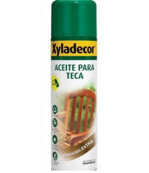 Aceite teca miel spray 750 ML 5089089 Xylamon