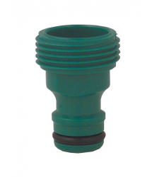 "Adaptador rápido macho grifo 3/4"" PG0223 Profer Green"