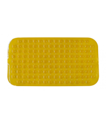 Alfombra baño PVC amarillo 49x34cm PH0932 Profer Home
