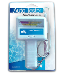Analizador analógico piscina cloro PH 209012 Quimicamp