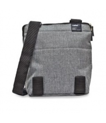 Bolsa fiambrera Take Away plegable gris Stone washed 6075 Valira