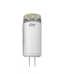 Bombilla Led Diamond Bi-Pin 3,5W G4 98916 EDM
