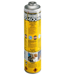 Botella maxigas 600ml equipo soldadura 400 Roxi Kit Rothenberger