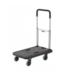 Carro plataforma plegable 120 kg PTS120 Carrivan