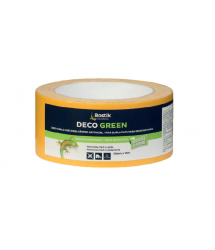 Cinta adhesiva doble cara césped Deco Green 50mm.x10m. Bostik