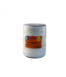Cuerda nylon riel store 1,8mm. x 500m. blanco PH0575 Profer Home
