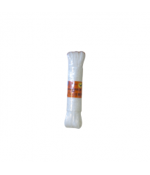 Cuerda polipropileno riel blanca 2,5mmx25m PH0608 Profer Home