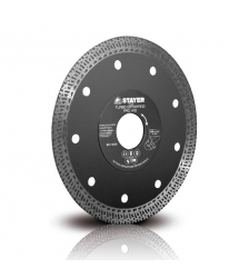 Disco diamante Turbo Extrafino Pro H10 cerámicos 125mm Stayer