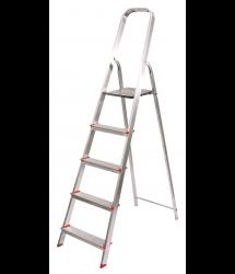 escalera domstica aluminio peldaos ph profer home