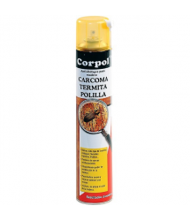 Insecticida mata carcoma antixilofago spray 500ml. Corpol