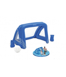 Juego waterpolo hinchable piscina 58507NP Intex