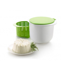 Molde elaborar queso fresco Cheese Maker Lékué