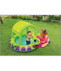 Piscina bebé Sea Horse 188x147x104cm. 57110NP Intex