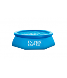 Piscina Easy Set 244x76cm 2419l 28110NP Intex