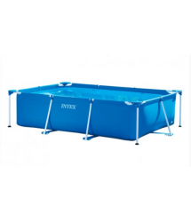 Piscina rectangular Small Frame 300x200x75cm 3.3834L. 28272NP In