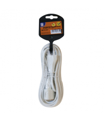 Prolongador cable eléctrico 10A 5m. PH0376 Profer Home