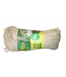 Rafia natural decoración jardinería 150gr 147022 Nortene