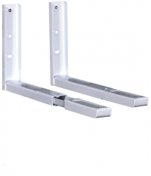 Soporte microondas extensible plata PH0170 Profer Home