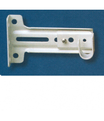 Soporte pared lateral 6 - 8,5 cm 2u. E302A280 Murtra