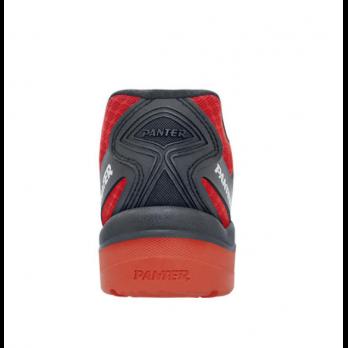 Deportivo Panter gt; N44 Argos S1 Y Rojo Protección Zapato Seguridad fAqwROfd